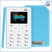 AEKU M5 GSM Mobile Phone 1.0 inch OLED Micro SIM Micro USB Bluetooth 320mAh