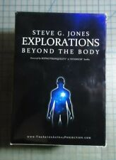 Steve G. Jones Explorations Beyond the Body CD