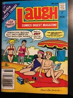 Laugh Comics Digest #84 1989 Archie Betty Veronica Jughead
