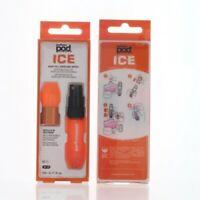 Perfume Pod Ice Orange By Travalo 0.17 Oz Refillable Spray, Unisex