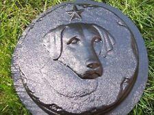 Lab Labrador dog mold mould reusable casting plaster concrete resin