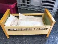 Dolls Bed Bed 50,5 Cm. Top Condition