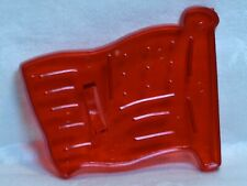 Vintage Design HRM Red Cookie Cutter - Flag Old Glory USA 4th of July Patriotic