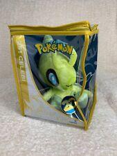 "Celebi 20th Anniversary Pokemon Limited Edition 8"" Plush |BRAND NEW Tomy"