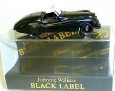 Jaguar Cabriolet Johnnie Walker Classic Car Edition BLACK LABEL WIKING H0 å *