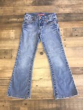 Freestyle Revolution, Slim Fit Boot-Cut Girls Jeans  Size 6X