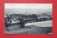AK BISCHOFSWERDA um 1910 Blick vom Napoleonstein auf die Stadt   ( 38364