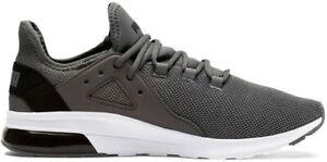 NEW Puma Men's Electron Street Sneaker Shoes Gray Size 10.5
