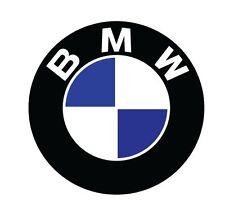 BMW logo STICKER VINYL DECAL VEHICLE CAR WALL LAPTOP