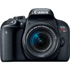 Canon EOS Rebel T7i / EOS 800D 24.2MP Digital SLR Camera w/ 18-55mm EF-S IS