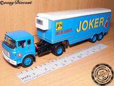 BERLIET TR12 1:43 JOKER JUICES FRANCE 1964 CAMION TRUCK & TRAILER ALTAYA IXO