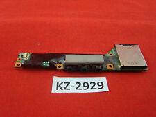 Original Fujitsu siemens amilo Pi 3540 Sound Board placa + CardReader #kz-2929