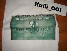 Wrongwroks Chinese Express Size XL White Green Mao B