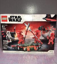 Lego Star Wars set 75225 Elite Praetorian Guard Battle Pack NEW Sealed Box