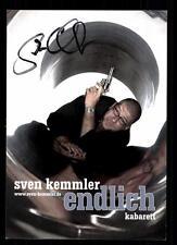 Sven Kemmler Autogrammkart Original Signiert # BC 57631