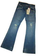 IT! it pants JEAN distressed FLARE distressed  size 25