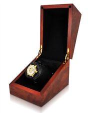 Orbita Sparta1 Deluxe Automatic Watch Winder - Rotorwind Burl Wood W06542
