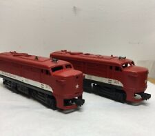 LIONEL #210 DIESEL SWITCHER THE TEXAS SPECIAL VINTAGE O GAUGE A&B