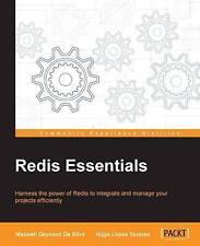 NEW Redis Essentials by Maxwell Dayvson Da Silva