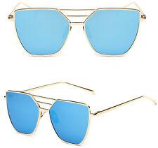 Women's UV400 Retro Metal #4 Frame Aviator Mens Sunglasses Eye Glasses Eyewear