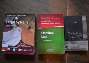 Criminal Law Jones Christie Scots Elliott Wood English Legal System Quinn Books