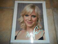 Anna Faris authentic signed autographed 8x10 photograph COA