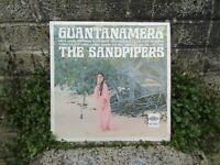 Guantanamera - The sandpipers - vintage record vinyl LP - 1966 PYE