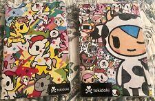 Tokidoki Premium Notebook Set Lined Notepad notebook journal. Brand New