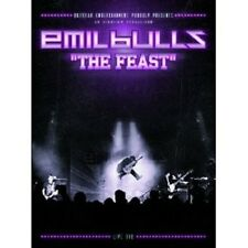 "EMIL BULLS ""THE FEAST"" DVD NEU"