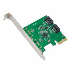 IOCrest PCIe 2 Port Internal SATA3 Controller Card 6Gbps