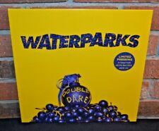 WATERPARKS - Double Dare, Ltd OPAQUE SPLATTER VINYL LP + Downlaod New & Sealed!