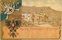 Colonie, Eritrea - Cacciatori d'Africa