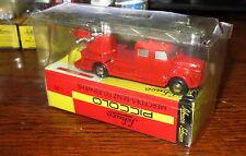 Schuco Piccolo  01451 MB Mercedes-Benz Feuerwehr rot _ TOP ___ H990