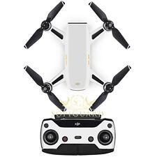 SopiGuard Matte White Skin Sticker Wrap Battery Controller for DJI Spark