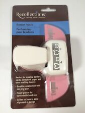 Recollections scrapbooking paper punches for sale ebay new recollections heart border edge craft paper punch for scrapbooking cards mightylinksfo