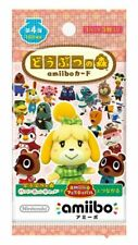 Animal Crossing Amiibo Card 4th (1box 50 Packs) Japan Imported