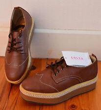 Chaussures Shoes C.O.L.Z.A compensées femme pointure 37 NEUVE