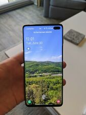 Samsung Galaxy S10+ Sm-G975U 128Gb Single Sim Verizon Smartphone - Prism Black