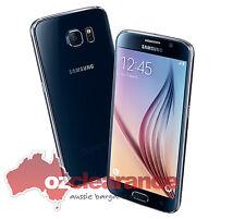USED | Samsung Galaxy S6 G920 | 32GB | Black | Cracked LCD
