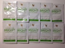 Forever  living Bright Toothgel ,10 Samples