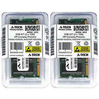 2GB KIT 2 x 1GB HP Compaq Presario M2000 M2002AL M2033AP M2034EA Ram Memory
