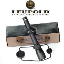 Leupold VX-III Rifle Scope 1.5-5x 20mm Reticle Duplex Matte Black HD Glass