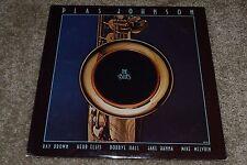 Plas Johnson~The Blues~Concord Jazz CJ-15~Herb Ellis~Ray Brown~FAST SHIIPPING