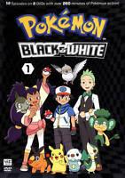 Pokemon: Black  White - Set 1 (DVD, 2012, 2-Disc Set)