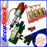 Ford Pinto Complete Stealth Electronic Non Vacuum Distributor Ignition Pack BLUE