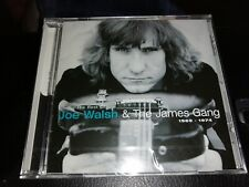 Joe Walsh and the James gang  best of  1969-74 new sealed cd