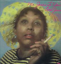 LP ETTA JONES Ms.JONES TO YOU