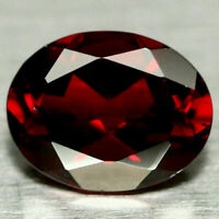 Natural Red Garnet Oval 8x6 Wholesale Lot of 2 Stones Ebays Best Deal!!!