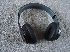 Very Nice Beats by Dr. Dre Solo 2 Solo2 Wired Headband Headphones - Black