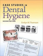 Case Studies in Dental Hygiene (2nd Edition) by Thomson, Evelyn